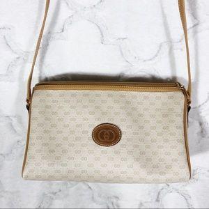 Amazing Condition Vintage Monogram Gucci Bag